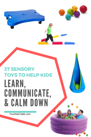 37 Sensory Toys to Help Kids Learn, Communicate, and Calm Down