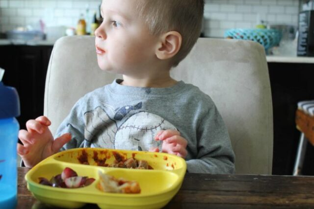 Tantrums during meals can leave you feeling drained and frustrated, but there's a way to stop the cycle and teach your child to come to the table for meals without all the drama!
