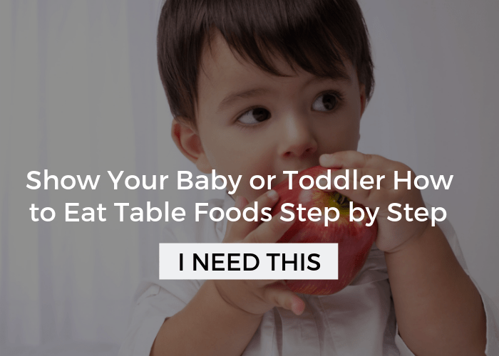 The Best High Calorie Foods For Babies Your Kids Table