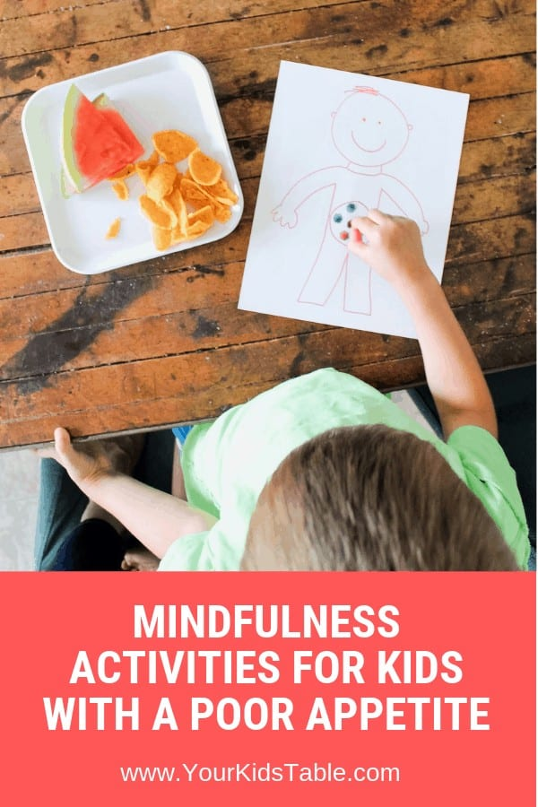 Mindfulness Activities for Kids With a Poor Appetite
