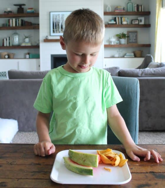Want to know how to increase appetite in a child? Find out 5 different tips to help your child want to eat so that you can enjoy meals and end that stressful worry!