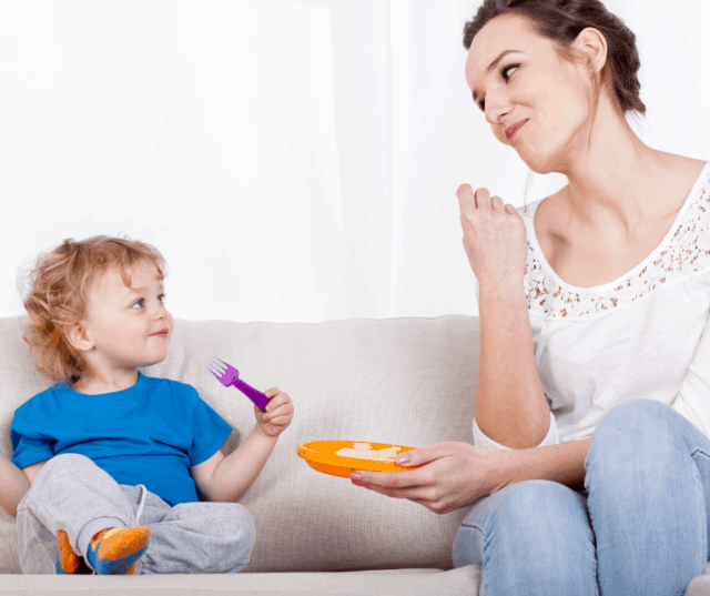 As parents, we often feel totally wiped out and pushed past our limit. How can we help our picky eater when we feel like that? Let me show you how to start believing you can help them learn to eat new foods...