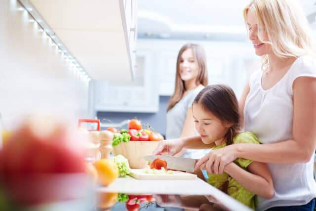 How can you help your child picky eater when the parent is an adult picky eater? Learn how adults can learn to enjoy new foods even after a lifetime of being picky and how to make sure your picky eating doesn't make your child's any worse!