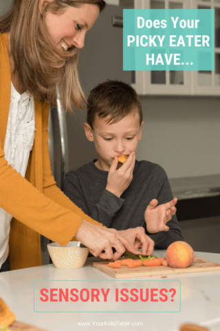 Does Your Picky Eater Have Sensory Issues?