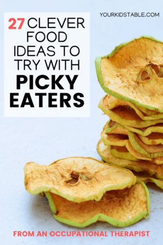 Clever Foods to Try With Picky Eaters