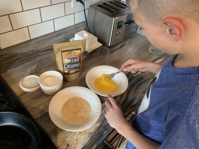 Want your picky eater to eat meat or chicken? I've used this recipe to get my own kids, and many others, eating meat because of a special, but easy, technique. Find out what it is and the best way to serve your picky eater
