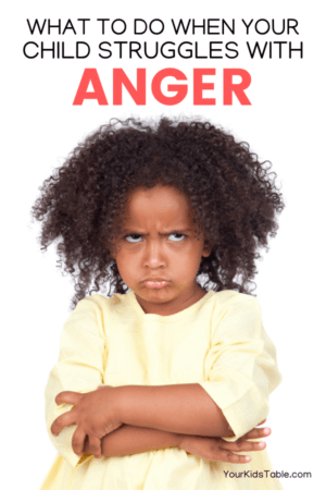Do you have a child that struggles with anger and big emotions? Learn why and how to help them with an amazing parenting strategy to help them cope and manage their emotions in a new way! #angermanagement #angermanagmentactivitiesforkids #angermanagementforkids #kidsangermanagement