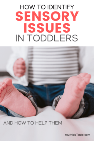 How to Identify Sensory Issues in Toddlers