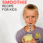 Natural Weight Gain Smoothie Recipe for Kids