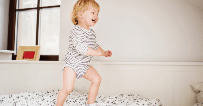 It's easy to miss signs of sensory issues in toddlers with their characteristic busyness and particularity, but these early signs for sensory sensitivity and sensory seeking can help you improve their sensory development and drastically decrease tantrums!