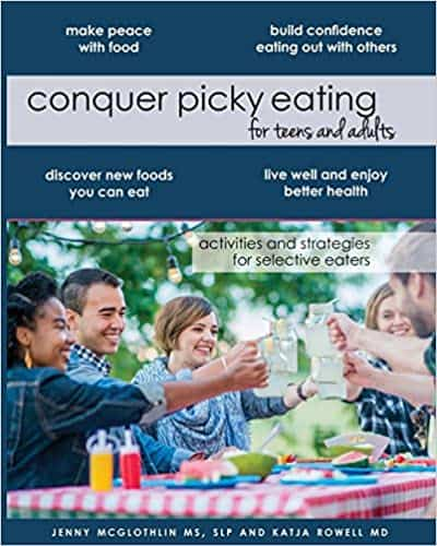 """Help, my teenager refuses to eat what I cook!"" While it can be frustrating to still have a picky eater when your child is a tween or teen, there's a lot you can do to help them eat new foods. Learn how with these 5 powerful tips..."
