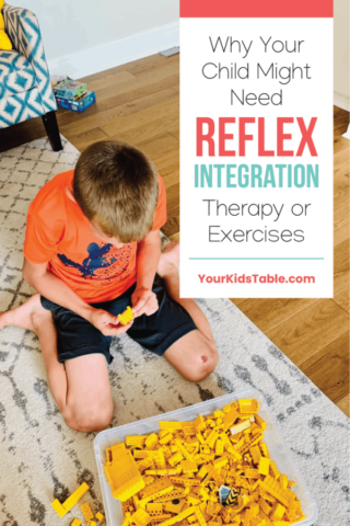 Why Your Child Might Need Reflex Integration Therapy or Exercises
