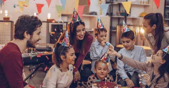 Some kids are overwhelmed and scared to attend parties or other crowded spaces. It might be more than shyness. Figure out what's going on and how to help your child!