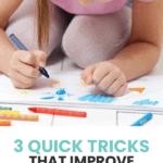 3 Quick Tricks That Improve Fine Motor Skills