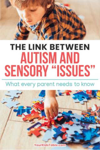 "The Link Between Autism and Sensory ""Issues"": What Every Parent Needs to Know"
