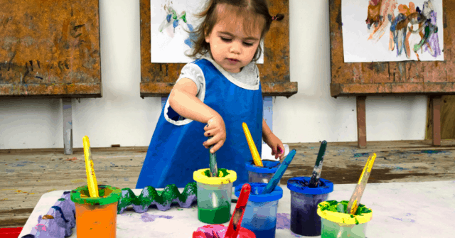 Visual perceptual activities are an essential part of development and learning. Kids use visual perceptual skills every day during daily routines. These skills are building blocks for the brain!